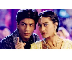 bollywood, romance, and srk image