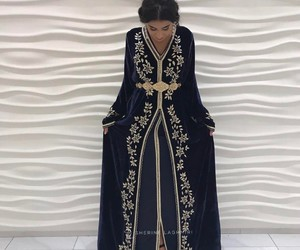 morocco, oriental, and caftan image