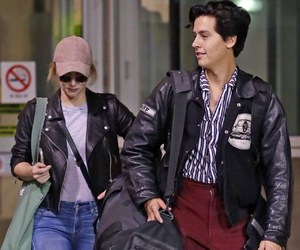 Betty, jacket, and riverdale image