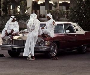 car, emir, and man image
