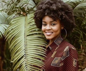 Afro, gorgeous, and model image