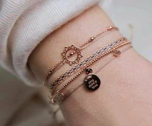 bracelet, accessories, and style image