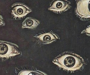 eyes, loco, and ojos image