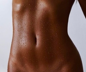 abs, body, and dream body image