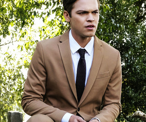 supernatural, alexander calvert, and jack image