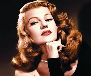 rita hayworth, vintage, and actress image