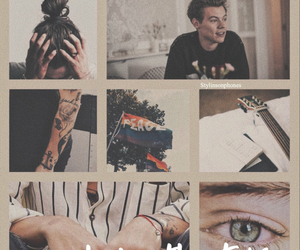 Collage, Harry Styles, and one direction image