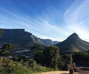africa, beautiful, and cape town image