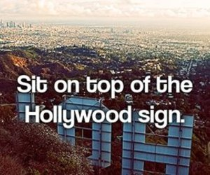 before i die and hollywood image