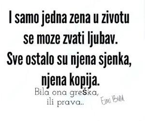 tekst, citat, and zena image