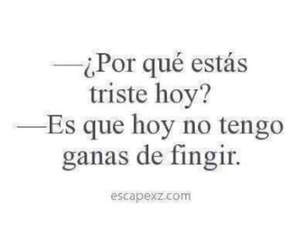 frases and triste image