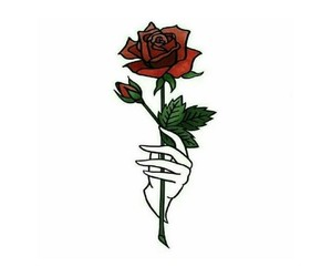 Jonghyun, SHINee, and rose image
