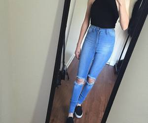 fashion, outfits, and girl image