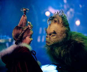 grinch, Taylor Momsen, and christmas image