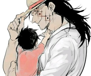 one piece, luffy, and monkey d luffy image