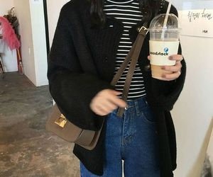 fashion and korean image