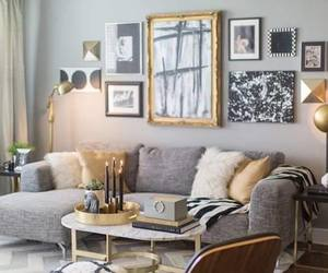 living room and decoration image
