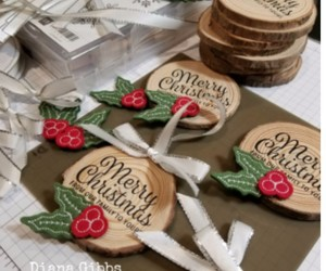 ornaments, stamping, and handmade gifts image