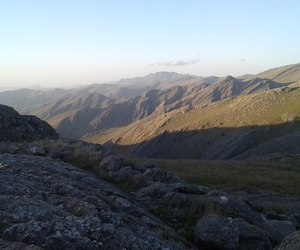 paisajes, atardeceres, and cerros image