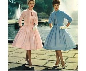 1961, 60's, and beauty image