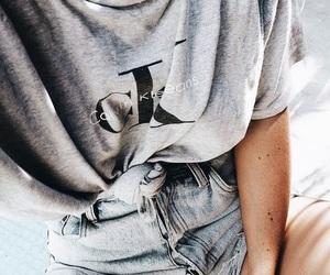 fashion, Calvin Klein, and girl image