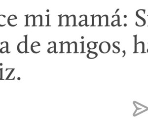 frases, mama, and palabras image