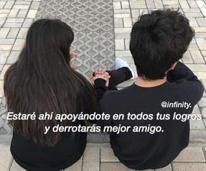 amigos, best friend, and frases image