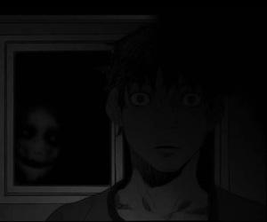 horror and manga image