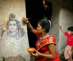 god, shiv, and Hindu image