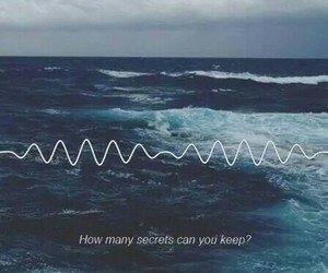 sea, arctic monkeys, and secret image