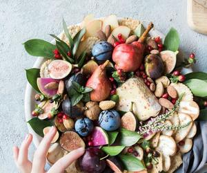 colors, food, and fruit image