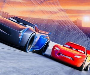 lightning mcqueen, cars 3, and pixar image