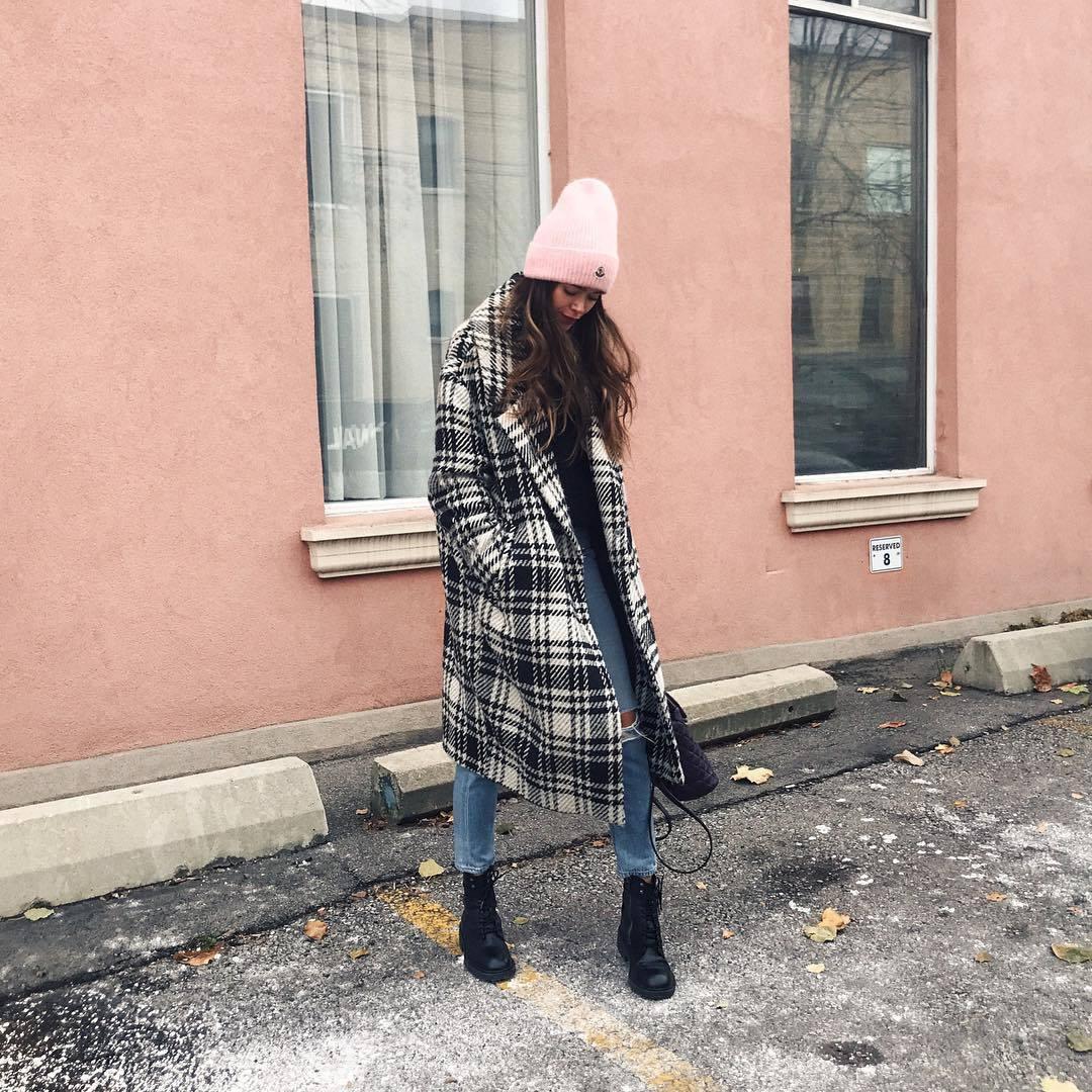 coat, fashion, and model image