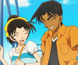 detective conan and anime image