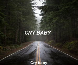 baby, cry, and cry baby image