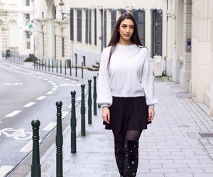 classy, fashion, and streetstyle image