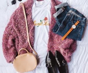aesthetics, coat, and love it image