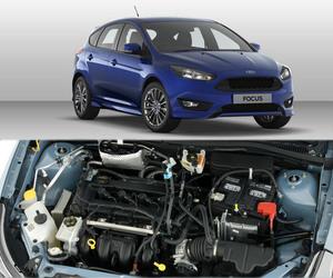 ford focus, hatchback, and euro ncap image