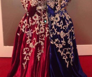 haute couture, morocco, and oriental image
