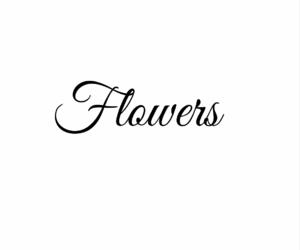 flowers, girls, and capa image