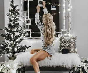 christmas, room, and holiday image