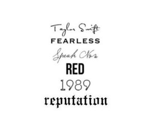 1989, fearless, and tumblr image