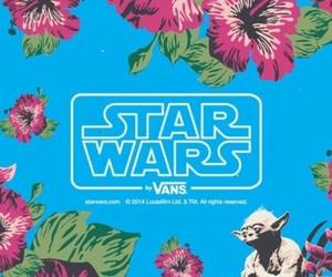 star wars, wallpaper, and yoda image