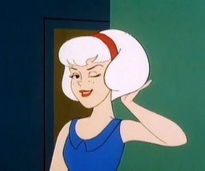 90s, cartoon, and sabrina image