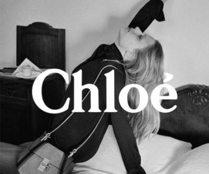 black and white and chloe image