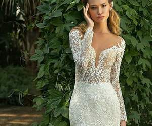 dress, bodas, and fashion image