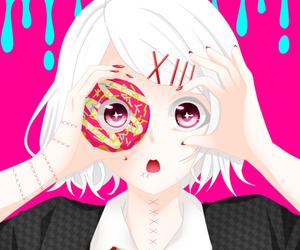 anime, shoujo, and couple image