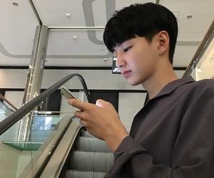 korean, asian, and asian boy image