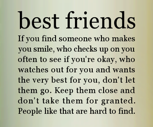 quotes, best friends, and friends image
