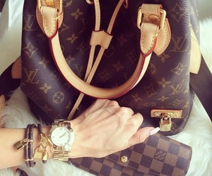 luxury, bag, and fashion image